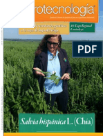 AGROTECNOLOGIA - AÑO 4 - NUMERO 38 - MAYO 2014 - PARAGUAY - PORTALGUARANI