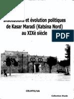 Institutions et Evolution politiques de KASAR MARADI.pdf