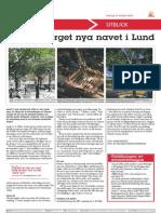 Clemenstorget Nya Navet i Lund