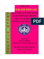 Cover Buerger Disease, Bedah