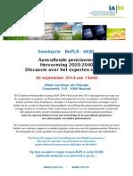 Seminarie Bepla Iabe 2014-09-30 Nl