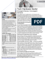 4_Tech Hardware Sector