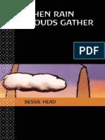 Head pdf bessie clouds gather when rain by
