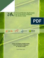 Guía de Plantas Medicinales en el Territorio Indígena de Monte Verde