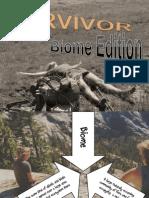 Survivor Biome Edition