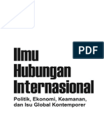 Ilmu Hubungan Internasional