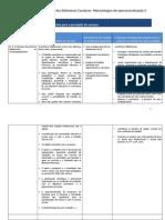 Tarefa 1 Gestão da BE - condições humanas e materiais para a prestação de serviços