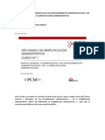 Trancripsción MCF1 PCM