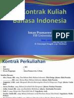 1 Kontrak Kuliah