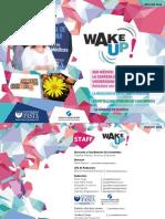 Revista WakeUp Edicion 3 - Septiembre 2014