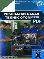 Pekerjaan Teknik Dasar Otomotif
