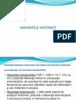 variantele histonelor si epigenetica.ppt