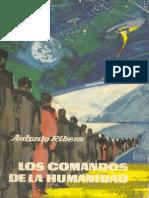 70 - Ribera, Antonio - Los Comandos de la humanidad.pdf