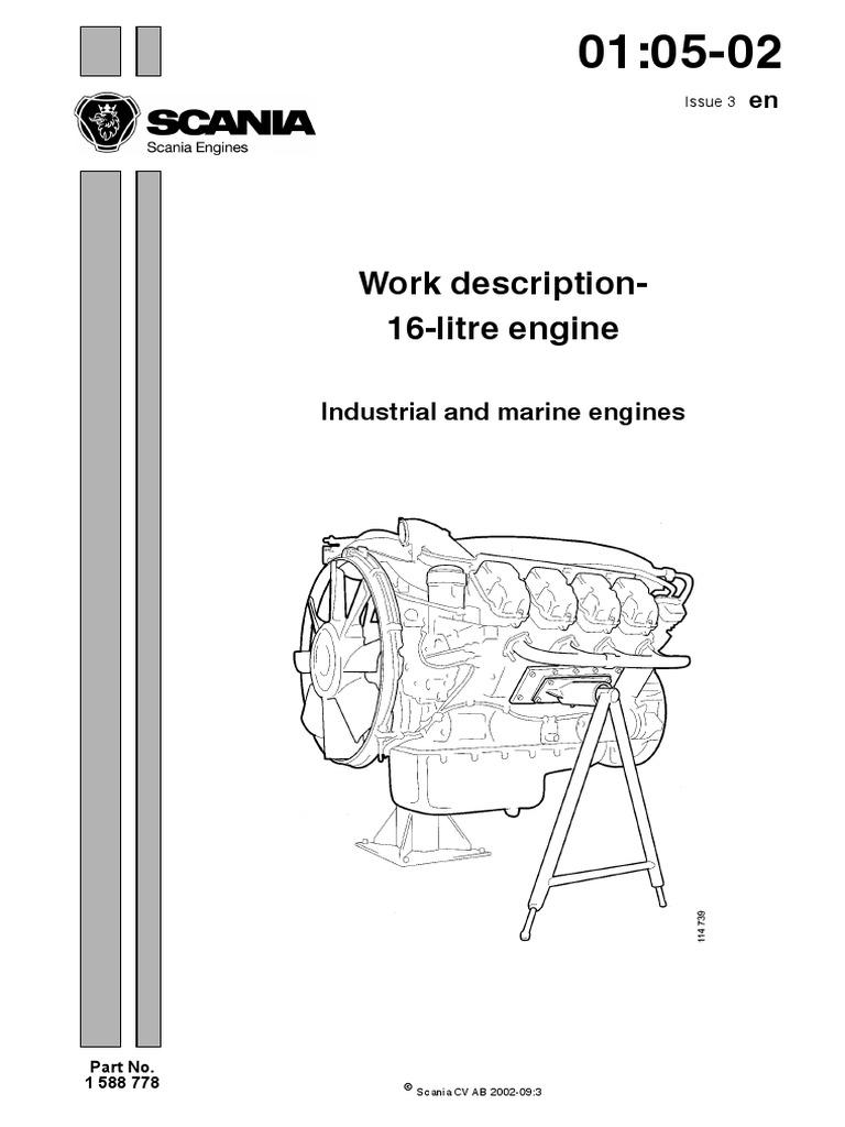 scania dc 16 workshop manual turbocharger screw rh scribd com scania workshop manual download scania dc13 workshop manual