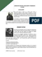 Teorías de la administración de Adam Smith y Frederick Taylor.docx