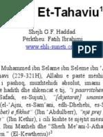 Biografia e Imam Tahaviut
