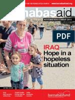 BFAidBarnabas Aid November/December 2014Nov_Dec14
