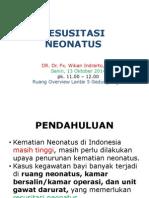 Modul Resusitasi Neonatus
