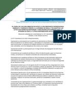 21-10-14 Resolucion Punto de Urgencia -  Ébola