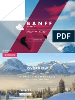 Snowboard Instructor Course, Banff 11wk