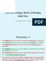 Termodinamika, Entropy, dan Energi dalam 2014