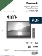 Panasonic TH-42PX74ea.pdf