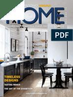 Urban Home Magazine - October/November 2014