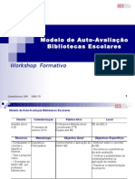 Workshop Formativo Olindamoreira