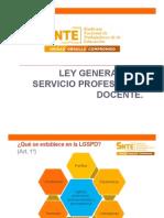01 LEY GENERAL DEL SERVICIO PROFESIONAL DOCENTE.pdf