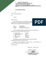 Surat Peminjaman