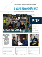 AFGE District 7 Oct 2014 Newsletter