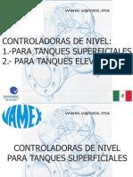 VALVULAS CONTROL DE NIVEL.pdf