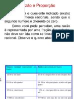 ( Aula 2 ) Razão e Proporção.ppt