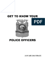 Get to know your Portland Police 2011 edition