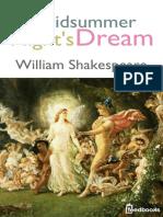 William Shakespeare - A Midsummer Nights Dream