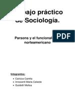 Parsons y el funcionalismo norteamericano.docx