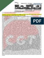 Corts Valencianes - Comissió de Governació i Administració Local 29-09-2014