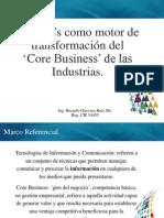 _Las TICS como motor de transformación del Core Business de las Ind..pdf