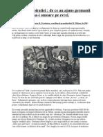 Teoria Conspiratiei de Ce Au Ajuns Germanii Sa-i Omoare Pe Evrei.(2)