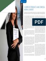 Percurso de Lídia Costa, Revista Link Setembro 2012