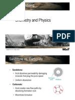 21 - Carbonate - Fluid Chemistery