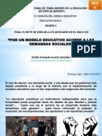 PRESENTACION PONENCIA DURANGO (REVISION MODELO EDUCATIVO).pptx