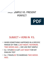 PAST SIMPLE VS. PRESENT PERFECT.pptx