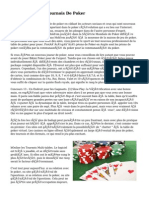 Jouer Au Badugi Tournois De Poker
