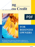 How and Why Get Credit