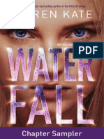 Waterfall by Lauren Kate