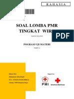 Soal Lomba PMR Tingkat Wira Tahun 2014 Paket A.pdf