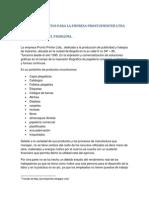 Sistema de costos para la empresa Prontoprinter ltda.docx