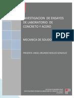 ENSAYOS DE CONCRETO Y ACERO TAREA DE MECANICA DE SOLIDOS.pdf
