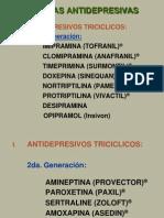 farmaco - unidad 3 - tema 24 - AÑO PASADO antidepresivos y antimaniacos- 18jun14.ppt